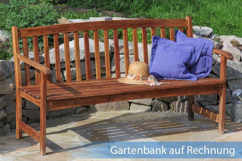 Gartenbank auf rechnung kaufen sicher und bequem online for Gartenmobel auf rechnung