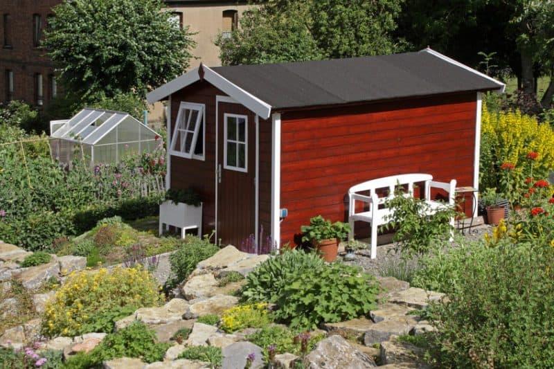 Gartenhaus auf Rechnung kaufen
