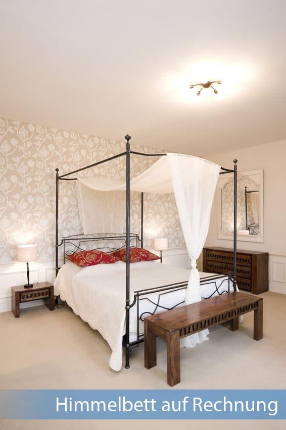himmelbett auf rechnung kaufen sicher und bequem online. Black Bedroom Furniture Sets. Home Design Ideas