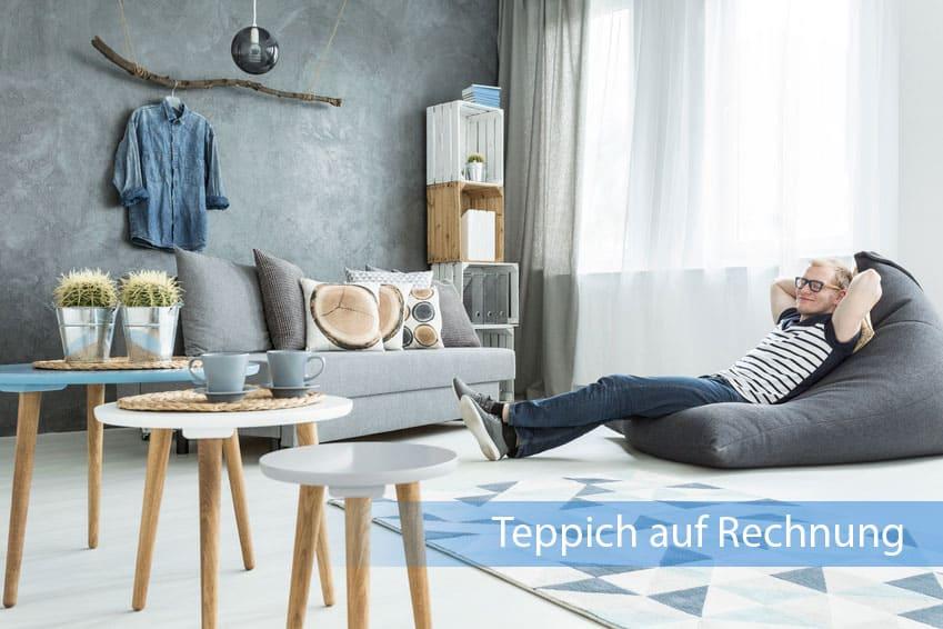 teppich auf rechnung kaufen online bestellen sicher und bequem. Black Bedroom Furniture Sets. Home Design Ideas