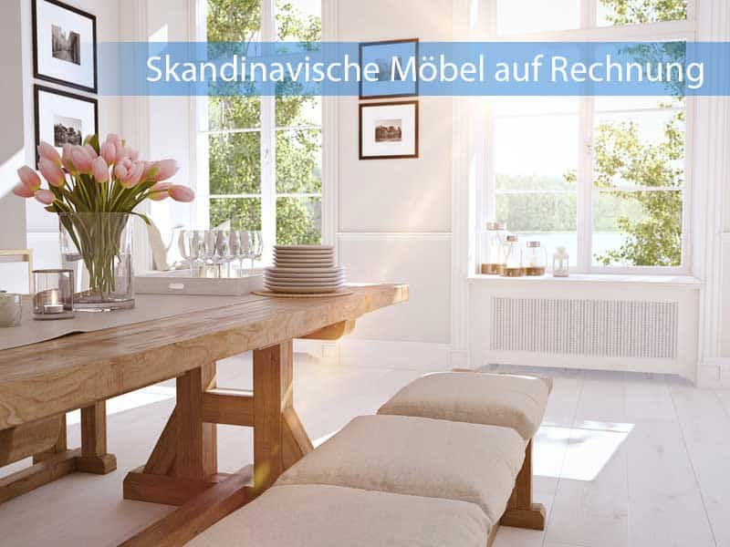 skandinavische m bel auf rechnung kaufen bequem online. Black Bedroom Furniture Sets. Home Design Ideas