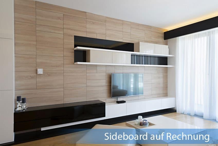Sideboard auf Rechnung